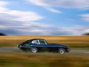 Coupè, Jaguar, Panning, Sportwagen