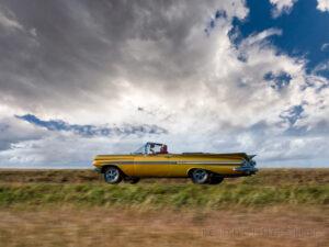 Panning, US - Cars