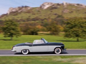 Cabrios, Mercedes, Oldtimer