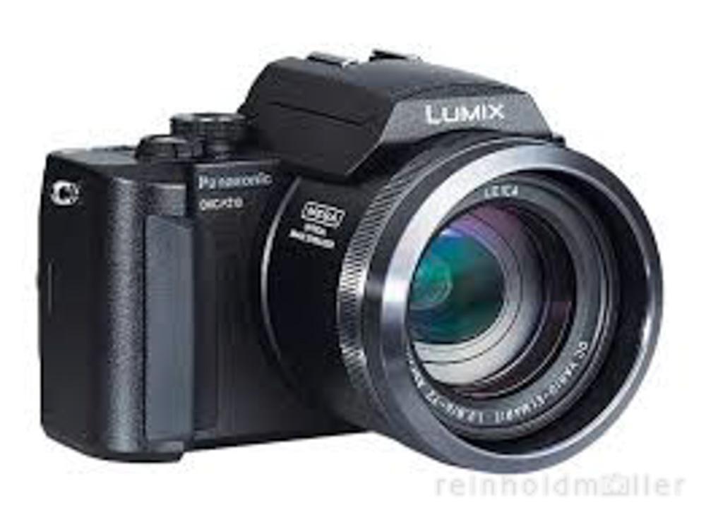 Lumix FZ10