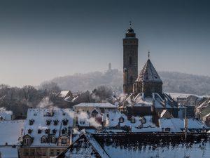 Bamberg, Bayern, Deutschland, Europa, Franken, Kirchen