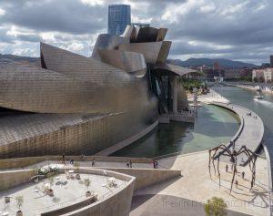 Bilbao, Europa, Guggenheim, Museen, Spanien