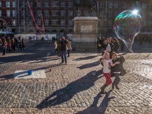 Europa, Kinder, Madrid, Personen, Spanien