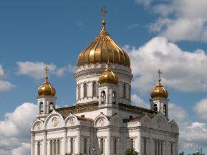Europa, Kirchen, Russland