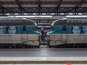 Bahnhöfe, Europa, Frankreich, Paris, Personen