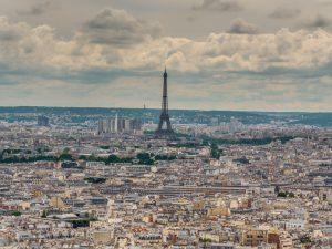 Europa, Frankreich, Paris, Türme
