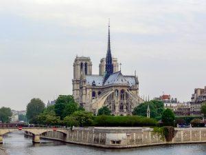 Europa, Frankreich, Kirchen, Notre Dame de Paris, Paris