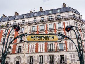 Bahnhöfe, Europa, Frankreich, Paris
