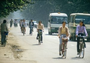 Asien, China, Peking, Personen