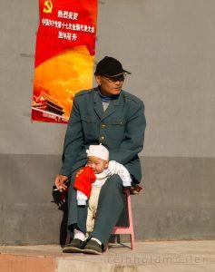 Asien, China, Kinder, Peking, Personen