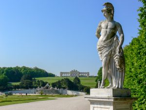 Europa, Gele, Geles Werke, Objekte, Skulpturen, Statuen, Wien, Österreich
